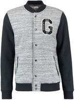 Gap LOGO Bomber Jacket space dye grey marl