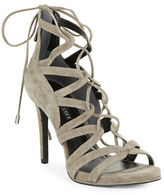 Kenneth Cole New York Brielle Suede Lace-Up Sandals