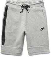 Nike - Cotton-blend Tech Fleece Shorts
