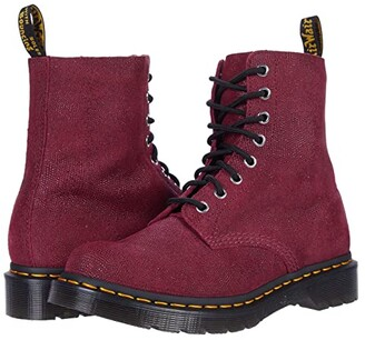 Dr. Martens 1460 Pascal (Cherry Red) Women's Boots