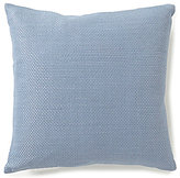Calvin Klein Bayflower Faux-Raffia Square Pillow