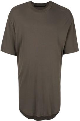 Julius long oversized T-shirt