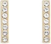 Kate Spade Dainty sparklers bar stud earrings