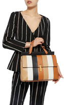 Hayward Striped Maggie Top Handle