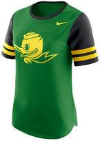 Nike Women's Oregon Ducks Gear Up Modern Fan T-Shirt