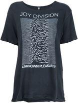 R 13 Joy Division print T-shirt