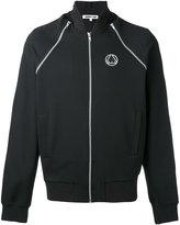 McQ by Alexander McQueen soft bomber jacket - men - Polyester/Spandex/Elastane/Viscose - M