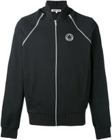 McQ by Alexander McQueen soft bomber jacket - men - Polyester/Spandex/Elastane/Viscose - S