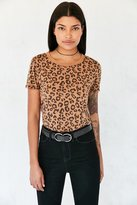 Truly Madly Deeply Marnie Leopard Tee