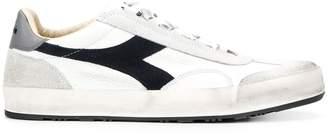Diadora Original distressed style sneakers