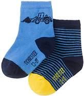 Schiesser Baby Girls 2pack Baby Socken Jungs Full Calf Socks