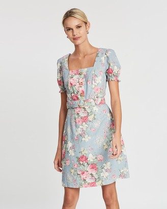 Review Florally Yours Dress