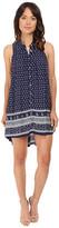 Brigitte Bailey Livina High-Low Button Down Dress