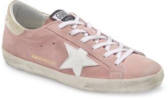 Golden Goose Super Star Private Edition Suede Sneaker