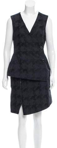 Antonio Berardi Sleeveless Sheath Dress w/ Tags