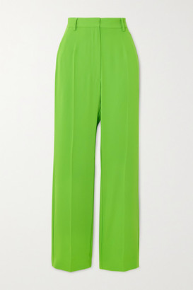 MM6 MAISON MARGIELA Crepe Pants - Green