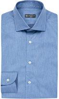 Corneliani Slim-fit Chambray Cotton Shirt