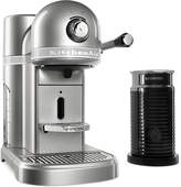 KitchenAid KES0504 Nespresso Espresso Maker with Milk Frother