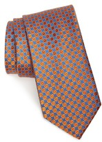 Nordstrom Men's Circle & Dot Silk Tie