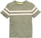 H&M Melange T-shirt - Khaki green - Kids