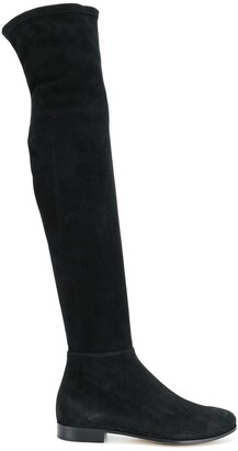 Jimmy Choo Myren thigh high boots
