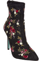 Betsey Johnson Remi Floral Bootie