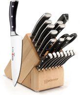 Wusthof Classic Ikon 22-Piece Mega Knife Block Set