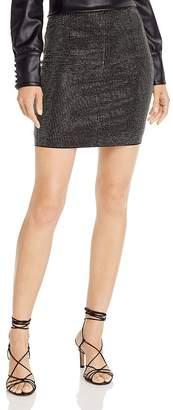 Aqua Capsule Studded Mini Skirt - 100% Exclusive