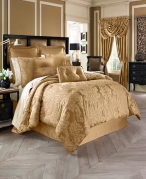 J Queen New York Five Queens Court Colonial King Comforter Set Bedding
