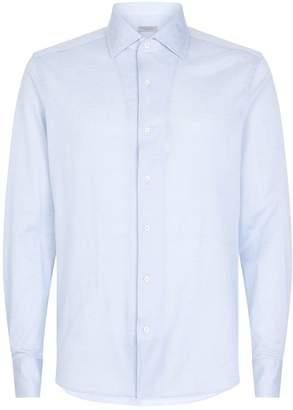 Corneliani Cotton Jersey Shirt