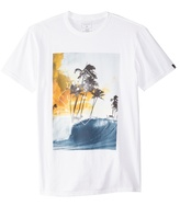 Quiksilver Men's Wave Thunder Short Sleeve Tee 8161683