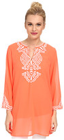 Kas Purity Embroidered Tunic