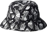 The North Face Kids Class V Brimmer (Little Kids/Big Kids) (TNF Black Label Toss Print) Caps