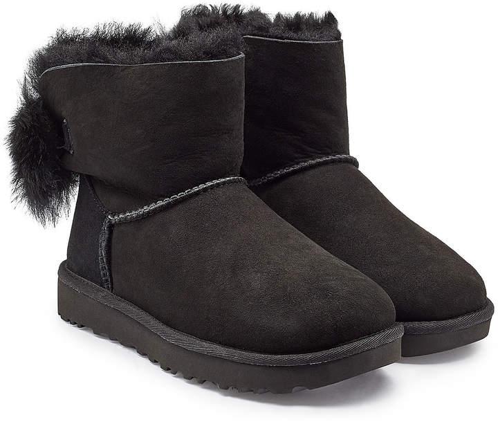 97211991988 Leather Ugg Boots Sale - ShopStyle UK