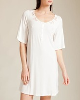La Perla Primula Short Sleeve Nightgown