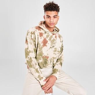 Nike Men's Sportswear Tie-Dye Club Fleece Hoodie