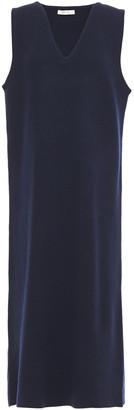 The Row Acinid Merino Wool-blend Midi Dress