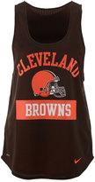 Nike Women's Cleveland Browns Mesh Tank