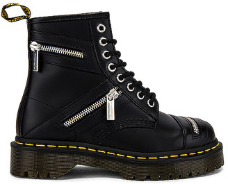 Dr. Martens 1460 Bex Zip Smooth Boot