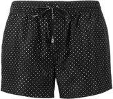 Dolce & Gabbana polka dot swim shorts - men - Polyester - 3