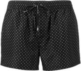 Dolce & Gabbana polka dot swim shorts - men - Polyester - 6