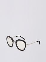 Diane von Furstenberg Adeline Sunglasses