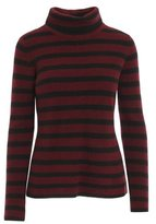 Minnie Rose Stripe LS Turtle Neck