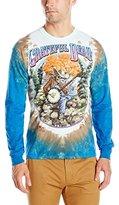 Liquid Blue Men's Banjo Long Sleeve T-Shirt