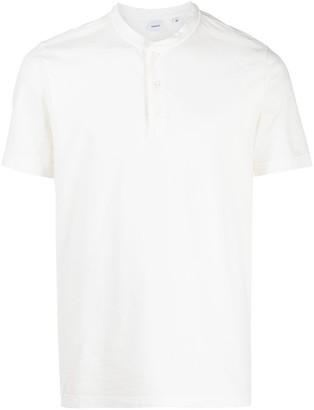 Aspesi Grandad Neck T-shirt