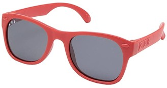 ro.sham.bo baby Red Flexible Sunglasses (Adult L/XL) (Red) Fashion Sunglasses