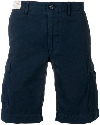 Incotex Cargo Pocket Shorts
