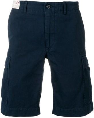 Incotex Cargo Pocket Shorts