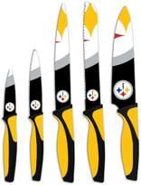 Kohl's Pittsburgh Steelers 5-Piece Cutlery Knife Set