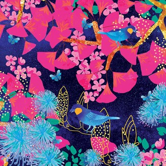 Amanda West Giclee Fine Art Print - Starry Night
